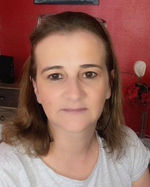 Anna, personne sortante de prison de l'association PRISME de Lille