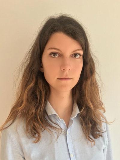 Charlotte Ménard - Présidente de l'association